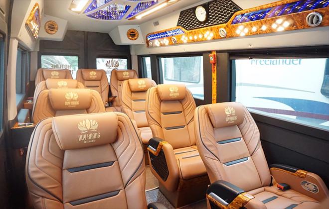 Limousine Duy Khang